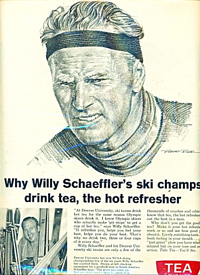 1962 TEA AD ROBERT RIGER WILLY SCHAEFFLER (Image1)