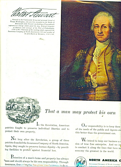 North Amnerican companies Insurance ad 1967 (Image1)