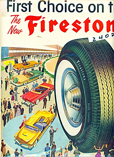 Firestone Delux champion tires ad 1957 (Image1)
