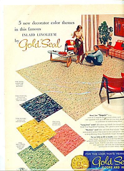 Gold seal floors and walls ad 1956 (Image1)