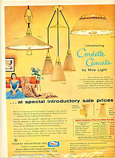 1956 Cordette Casuals by Moe Light AD EAMES (Image1)