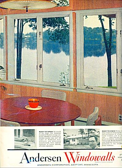Andersen windowalls ad 1956 WINDOWS (Image1)