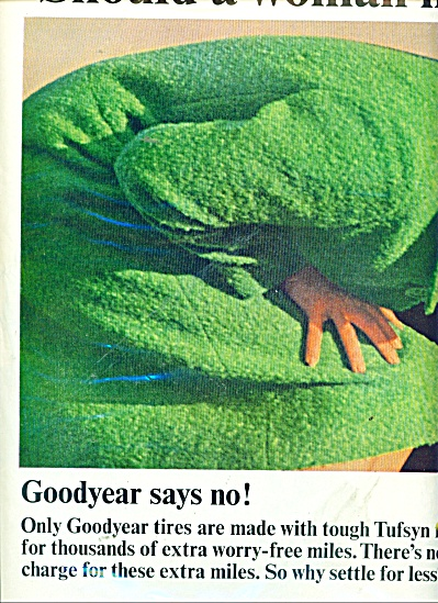 Goodyear tires ad (Image1)