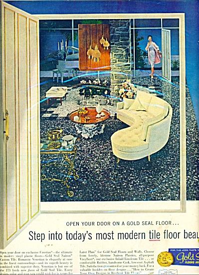 Gold Seal ad 1957 (Image1)