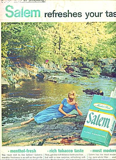 Salem cigarettes ad 1957 (Image1)
