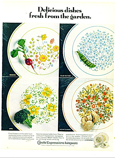 Corelle expressions livingware ad (Image1)