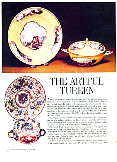 The Artful Tureen story 1984 (Image1)