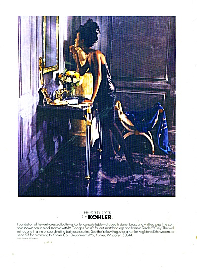 THE BOLD LOOK OF kOHLER 1967 (Image1)