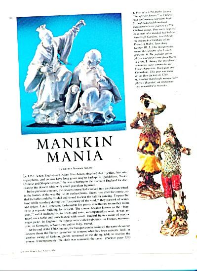 Manikin Mania by Gloria Seaman Allen in 1984 (Image1)