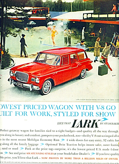 Studebaker Lark automobile for 1960 (Image1)