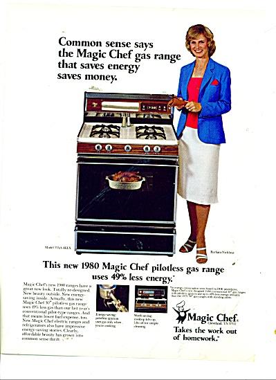 Magic Chef gas range - BARBARA NICKLAUS (Image1)