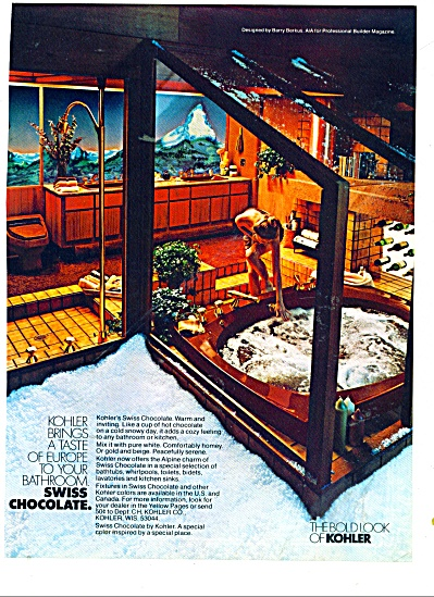 The bold look of Kohler - 1979 (Image1)