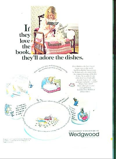 wedgwood Nurseryware  ad 1979 (Image1)