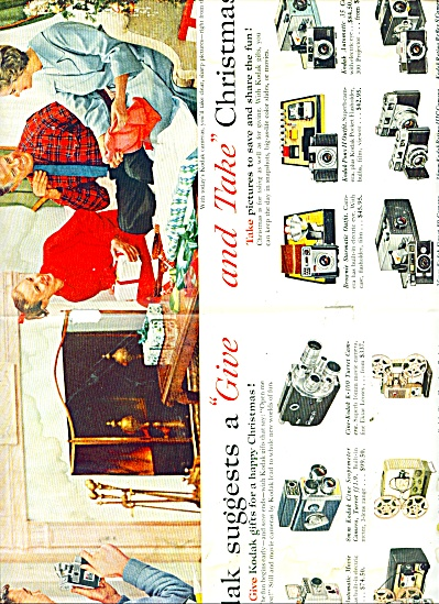 Kodak - Eastman Kodak Company ad - 1959 (Image1)