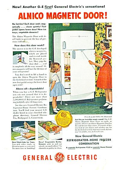 General electric refrigerator- home freezer (Image1)