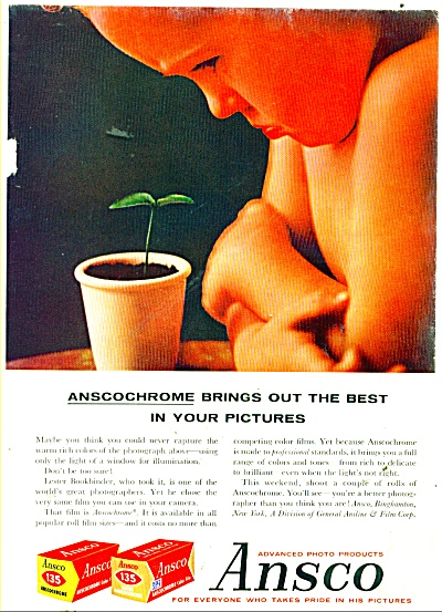 Ansco Film ad 1960 (Image1)