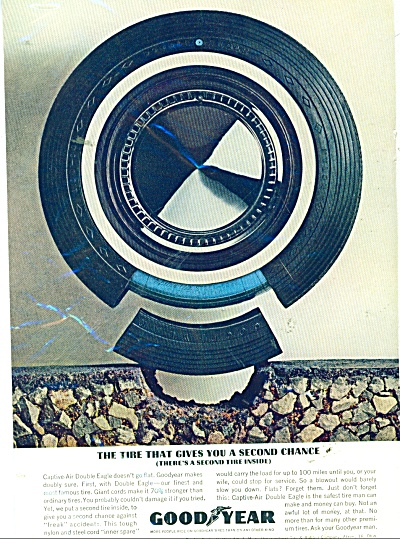 Goodyear rubber company ad 1962 (Image1)