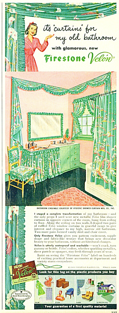 Firestone Velon curtains ad (Image1)