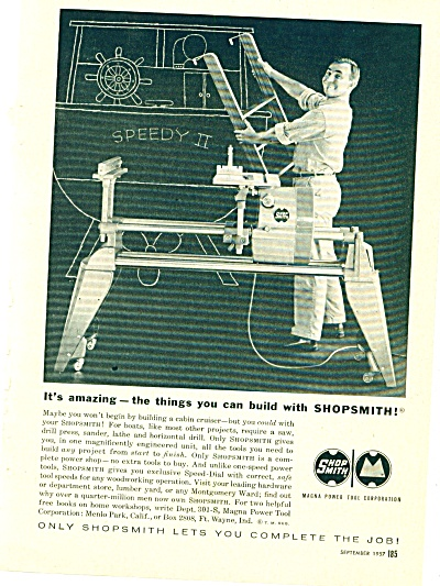 Shopsmith -magnapower Tool Corporation