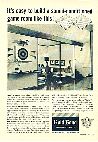 Gold Bold building products ad 1957 (Image1)