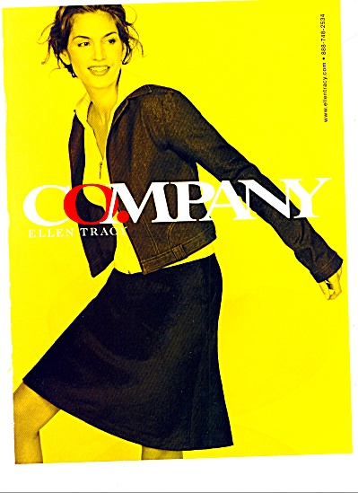 Company - Ellen Tracy - Cindy Crawford Ad