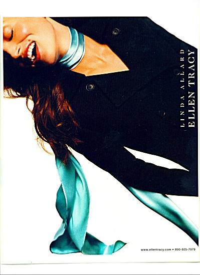Linda Allard - Ellen Tracy  CINDY CRAWFORD AD (Image1)