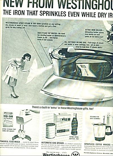 Westinghouse Iron ad 1961 (Image1)