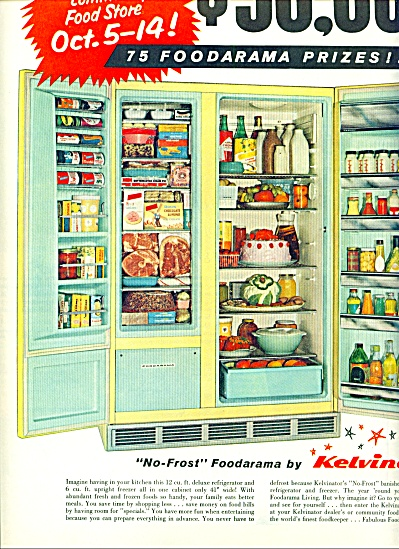 $50,000 Kelvinator contest ads 1961 (Image1)