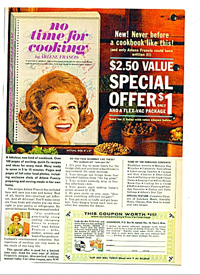 Formica for the kitchen ad 1961 (Image1)