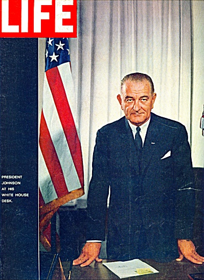 Lyndon Baines Johnson, President USA   1963 (Image1)