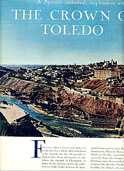 The Crown of Toledo(Spain) Story 1963 (Image1)