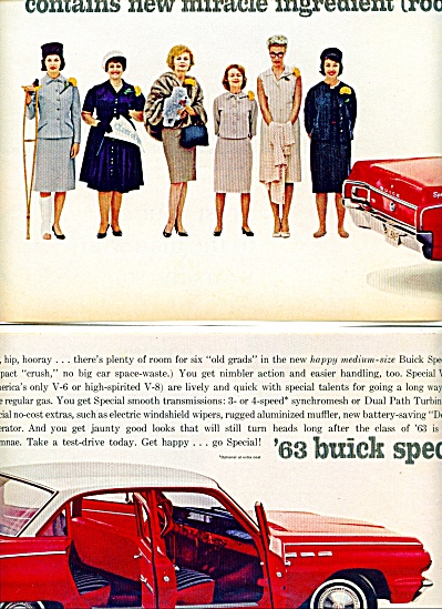 Buick Special automobile for 1963 (Image1)