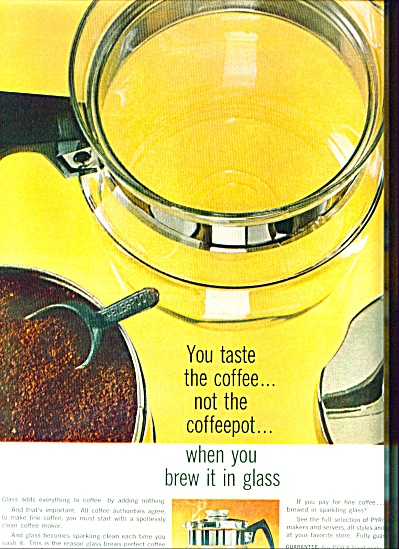 Pyrex Ware - A product of Corning ad 1963 (Image1)