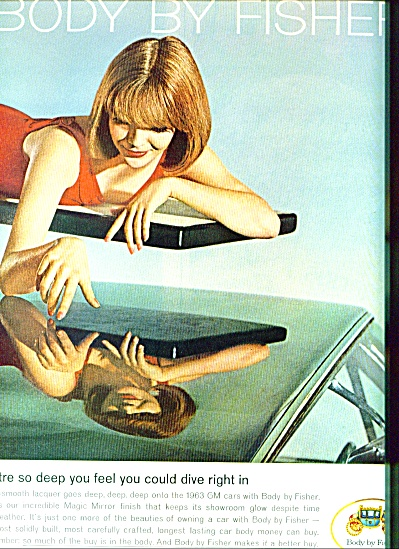 1963 Body by Fisher AD Model Woman DIVE IN (Image1)
