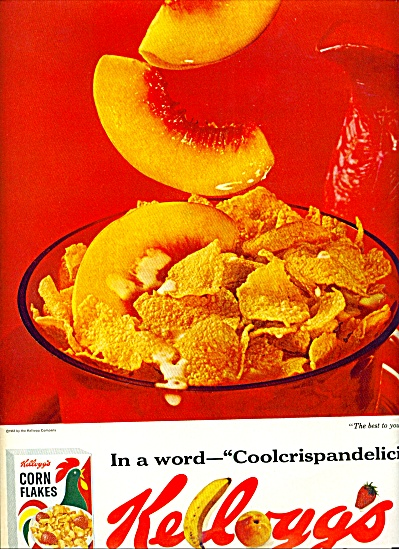 Kellogg's Corn Flakes ad 1963 (Image1)