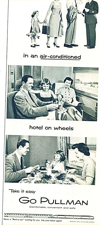 Go Pullman ad 1954 (Image1)