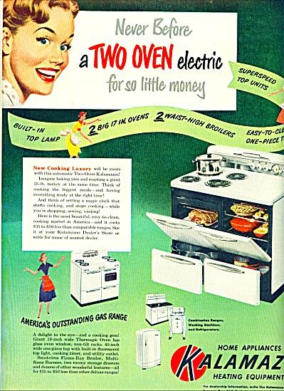Kalamazoo heating equipment - appliances ad (Image1)