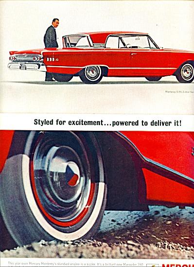 Mercury monterey ad 1963 (Image1)