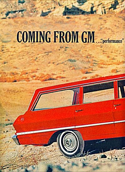 General Motors automobiles ad 1963 (Image1)