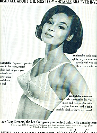 1963 Maidenform BRA AD DAY DREAMS (Image1)