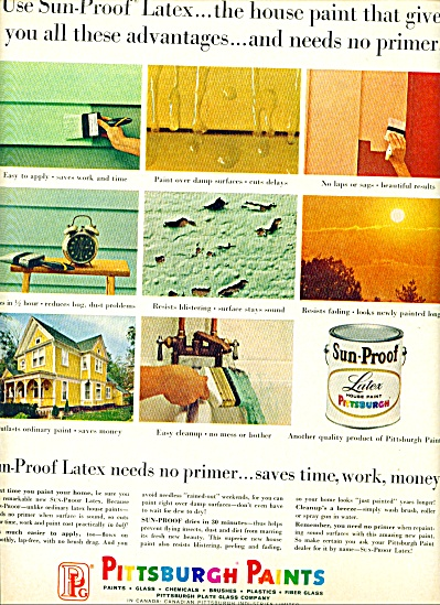 Pittsburgh Paints ad 1964 (Image1)