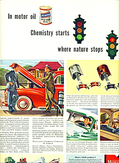 Monsanto chemical plastics ad 1946 (Image1)