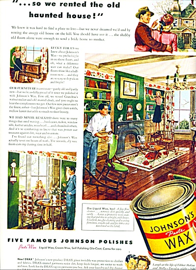 Johnson's paste wax ad 1947 (Image1)