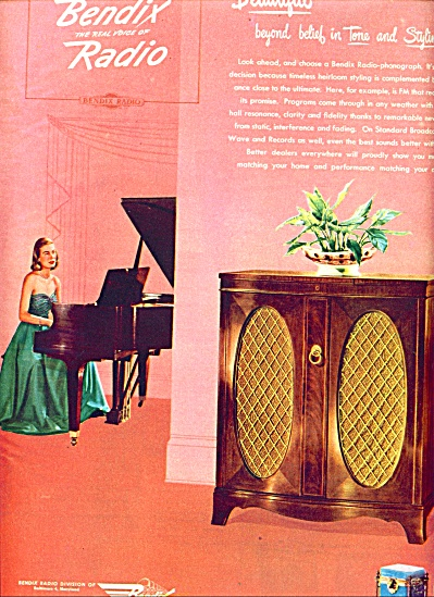 Bendix radio  ad 1947 (Image1)