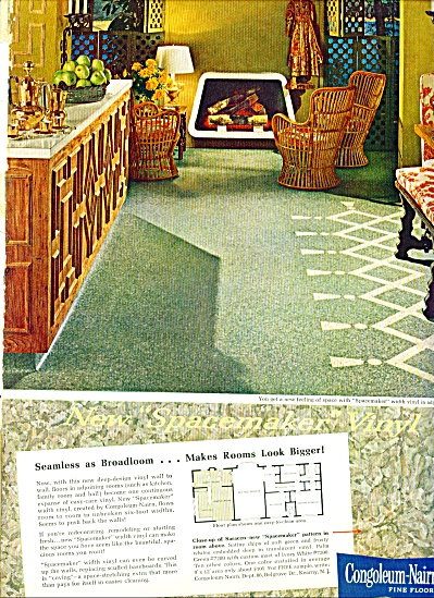 Congoleum-Nairn fine floors ad (Image1)