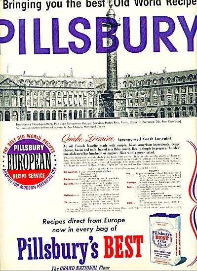 Pillsbury's best flour ad 1953 (Image1)
