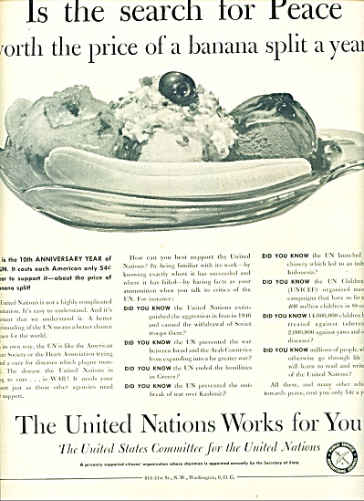 The United Nations works for you ad 1957 (Image1)
