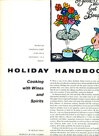 Holiday Handbook By Michael Field