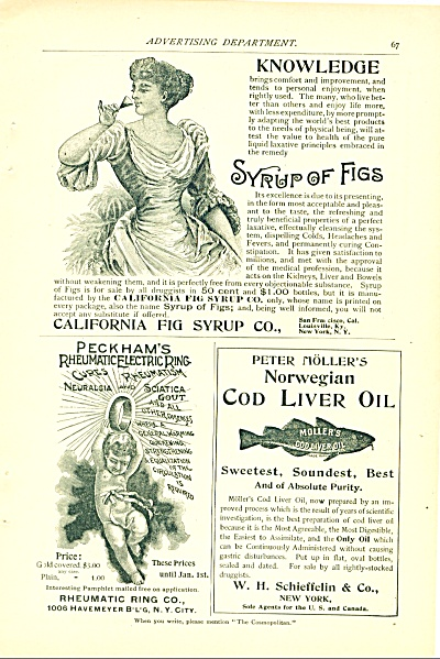 1894 California fig syrup - Rheumatic ADS (Image1)