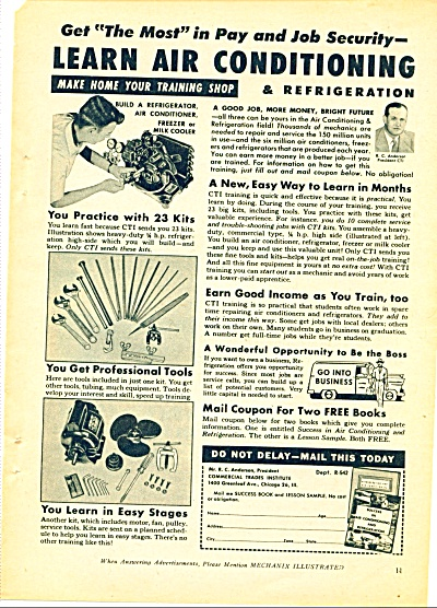 Coimmercial Trades Institute ad 1959 (Image1)